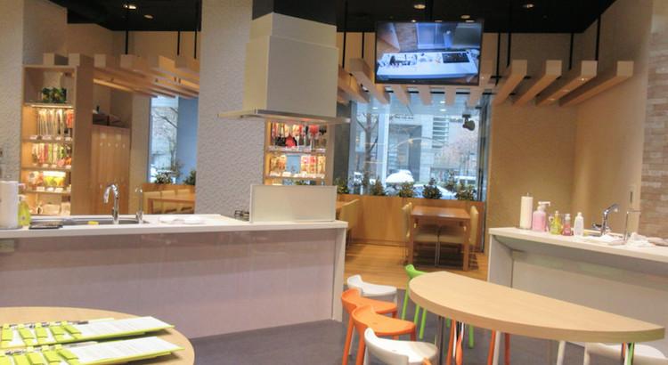 クックパッド料理教室 西新宿教室(講師:川上)