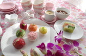料理レッスン写真 - 春うらら ♬ 彩りうれしい ♬ ひな御膳