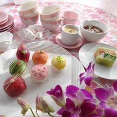 春うらら ♬彩りうれしい ♬ひな御膳
