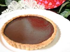 料理レッスン写真 - 濃くのあるなめらかな「生チョコタルト」でバレンタイン♡ 16cm丸1台