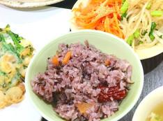 料理レッスン写真 - 韓国トシラク(お弁当膳)6種のおかずとナツメ茶を作りましょう♫
