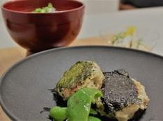 料理レッスン写真 - 魚で勝負料理!夢中にさせるいわしバーグ&まったり粕汁はいかが?