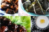 料理レッスン写真 - レッスン日追加、簡単!!中華ちまきで冬のおもてなしデザートまで全5品