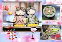 料理レッスン写真 - 【K様リクエスト】可愛い&簡単❀おひなさま・小梅❀パーティ・お弁当に!