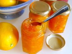 料理レッスン写真 - 季節のフルーツでコンフィチュールを作りましょう!(ママレード編)