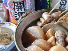 料理レッスン写真 - 静岡のお酒を知ろう!静岡の地酒と名物の組み合わせを楽しみましょう♪