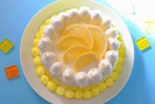 料理レッスン写真 - お得な2台お持ち帰り!~レモンサンシャインケーキ~