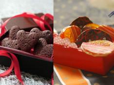 料理レッスン写真 - バレンタインは手作りで!自家製オランジェットとハートのチョコケーキ