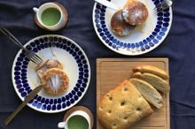 料理レッスン写真 - 自家製酵母パン!ふんわりポテトフォカッチャ&もっちりパンケーキ