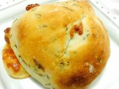 料理レッスン写真 - とろけて香る~しそチーズパン~