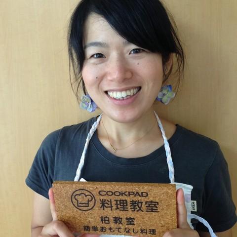 クックパッド料理教室 柏十余二(講師:桐野)