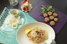 料理レッスン写真 - 旬の産直食材を使ったグルテンフリー&日本の調味料で作る新感覚イタリアン
