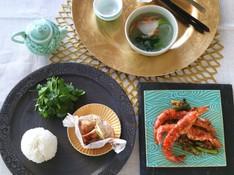 料理レッスン写真 - 節句やお花見にもオススメ!今新しい!人気のシンガポール料理レッスン