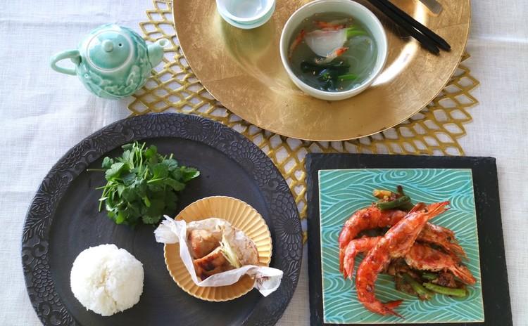 節句やお花見にもオススメ!今新しい!人気のシンガポール料理レッスン