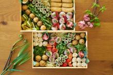 料理レッスン写真 - 春の食材を味わう和食 行楽弁当仕立て