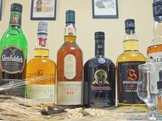 料理レッスン写真 - シングルモルトウイスキー入門:「ニューポット」と6種のモルトを楽しむ