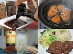 料理レッスン写真 - 【燻製実習!】醤油とチーズ【燻製デモ】燻製チキンプレート