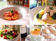 料理レッスン写真 - 思ったより簡単♪自家製ニョッキやデリ風サラダで春色ランチ@西新宿