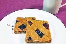 料理レッスン写真 - はじめてさんにも出来る、さっくり美味しいジャム・スクエア・ケーキ❤