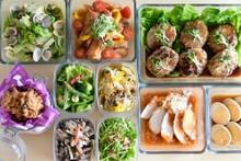 料理レッスン写真 - 〜90分で10品の作り置き〜春野菜たっぷりのお弁当にも使えるおかず
