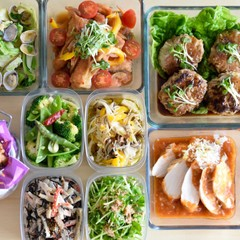 〜90分で10品の作り置き〜春野菜たっぷりのお弁当にも使えるおかず