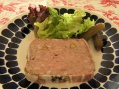 料理レッスン写真 - 〜パテ ド カンパーニュ、アンディーブのグラタン、クレームダンジュ〜