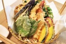 料理レッスン写真 - 和食極みコース♪  サバの味噌煮・茶碗蒸し・天ぷら・肉豆腐・緑茶