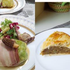【シェフ直伝】人気のいのしし肉を使おう!フォアグラを使った創作フレンチ