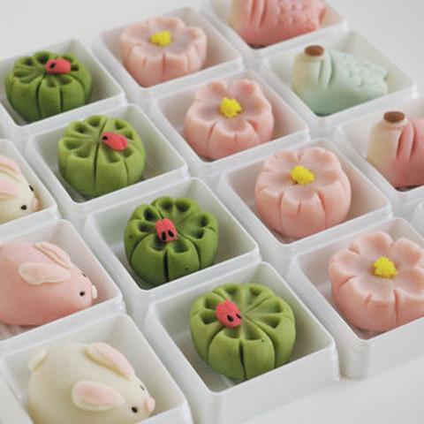デコ和菓子