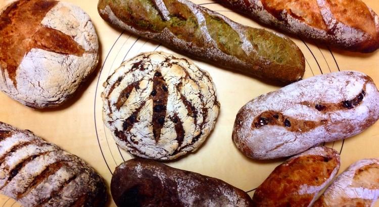 自家製酵母パン教室Orangerie