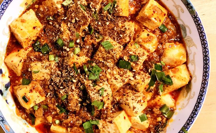 バランス絶妙の辛さ!マーボー豆腐~5品♩激ウマ本格四川料理