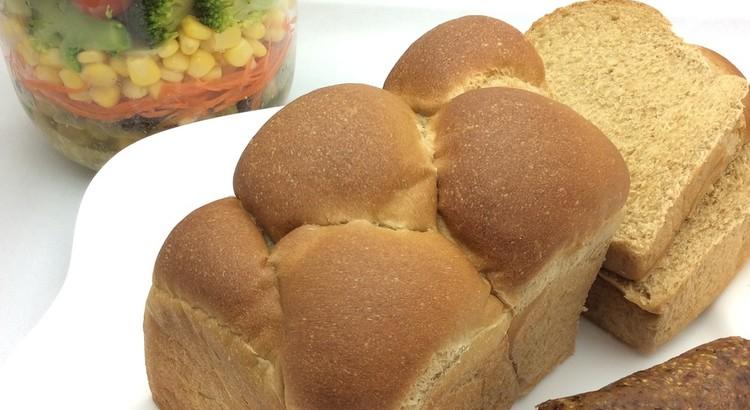 ちゃちゃっと、パンとおかずでブランチを楽しもう~