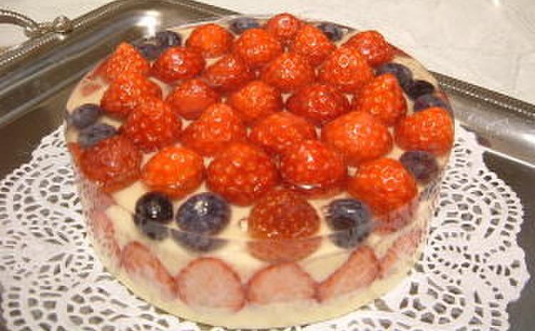 豪華苺づくし!春のケーキを作ります!