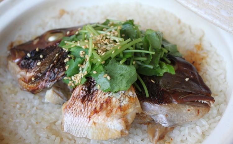 美味なる鯛飯