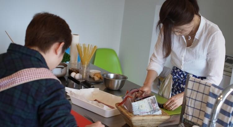 RAKU cooking school