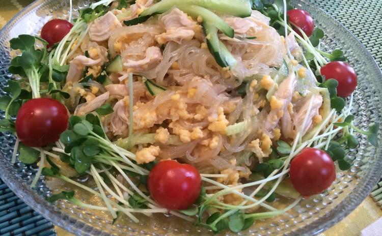 クリナップ江戸川☆手まりしゅうまいと豆腐の春巻き