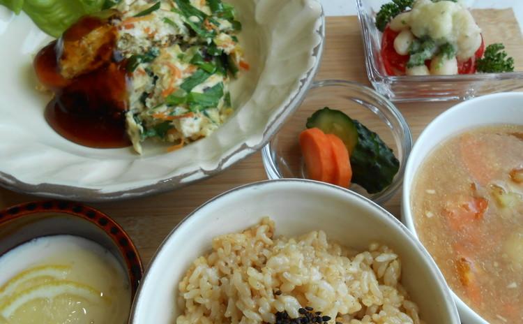 腸内美人編⭐︎伝統的ぬか床の作り方&玄米豆乳ヨーグルト作り♡他・惣菜