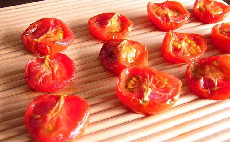 【リクエスト企画】手作りセミドライトマト グリンピースの華やかソースやアボカドディップ全5品