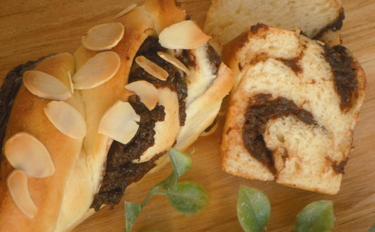 【2種のパン作り】白パン&チョコツイスト♡