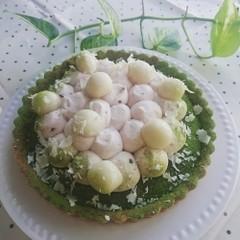 春の香り!桜と抹茶のタルトレッスン☆