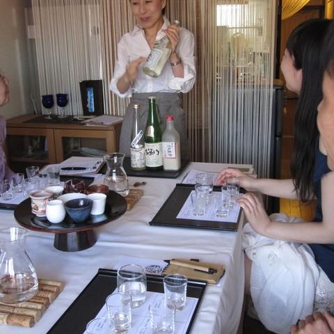 日本酒の話は面白いです