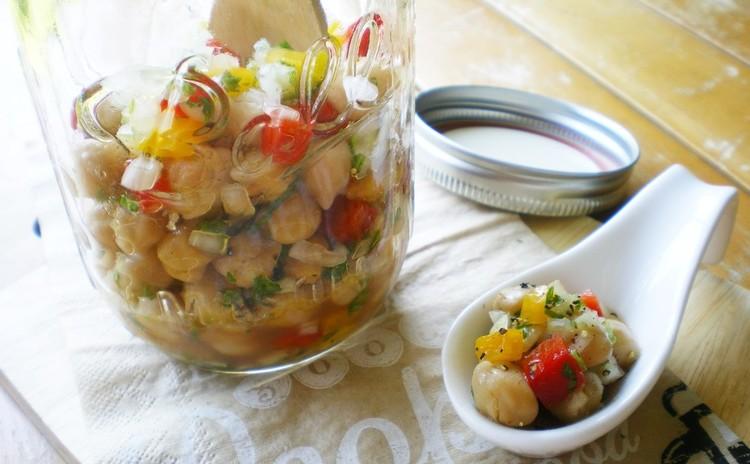 ギリシア料理を堪能♡ムサカ&彩りサラダ*酵母ピタパン✿