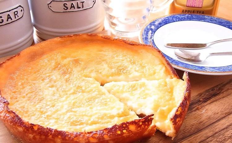 ワンボウルで出来る!簡単チーズケーキ