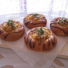 明太ポテトパン 5個