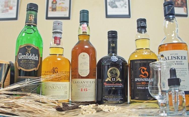 シングルモルトウイスキー入門:「ニューポット」と6種のモルトを楽しむ
