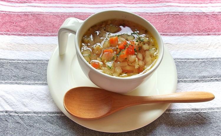 天然おだしの根野菜スープ
