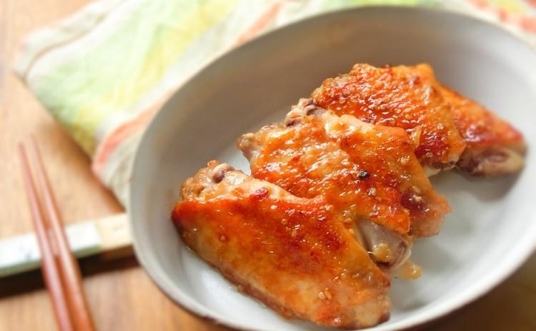 鶏手羽のはちみつ焼き