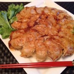 ☆鉄鍋風vs手作り餃子&エビ焼売と豪華海鮮天津飯で中華コース