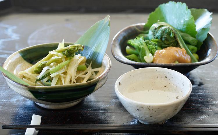 春の食材を味わう和食 行楽弁当仕立て