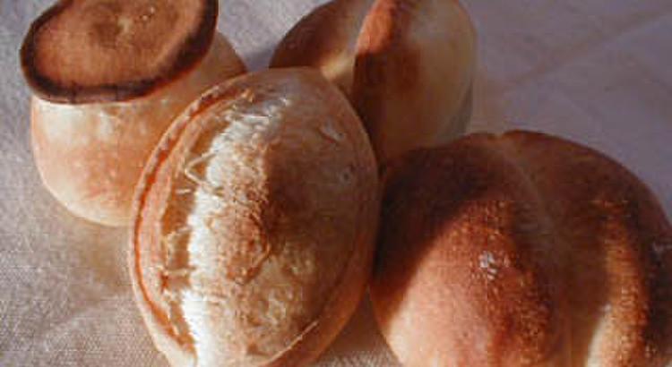 【プロが教える】(初級)ぶどうパン、小型フランスパン2種10個